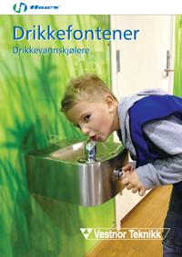 Haws drikkefontener drikkevannskjøler katalog