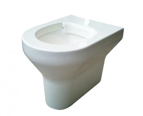 Uknuselig toalett kompositt DVS